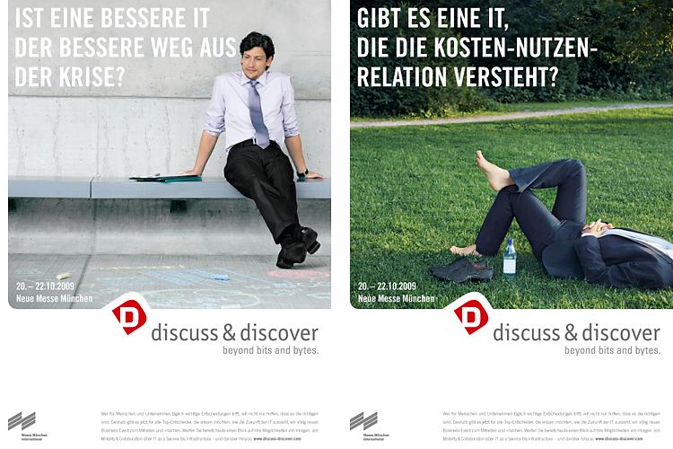 Messe München Anzeigen