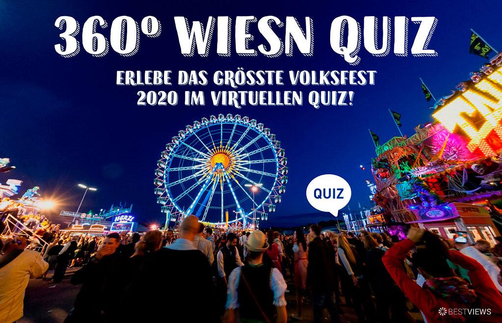 360° Wiesn-Oktoberfest Quiz